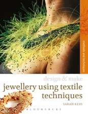 Design & Make Jewellery using Textile Techniques