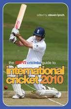 Lynch, S: ESPN Cricinfo Guide to International Cricket  2010