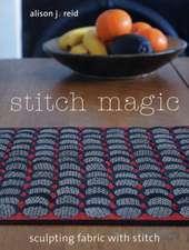 Stitch Magic: Sculpting Fabric with Stitch
