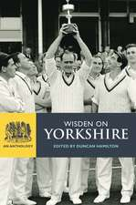 Wisden on Yorkshire: An Anthology
