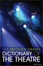The Methuen Drama Dictionary of the Theatre:  Combining Print and Mixed Media with Stitch