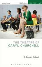The Theatre of Caryl Churchill