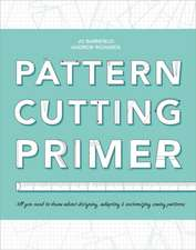 Pattern Cutting Primer
