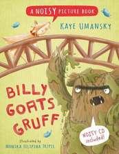 BILLY GOATS GRUFF W/CD