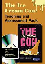 NLLA The Ice Cream Con Teaching and Assessment Pack