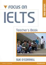 Focus on Ielts Teacher's Manual:  Teaching Science from Birth to 8