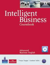 Intelligent Business. Advanced Level:  A Sourcebook