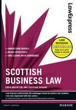 Law Express: Scottish Business Law (Revision guide)