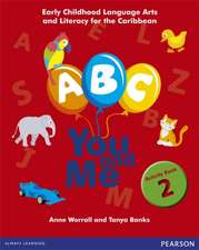 A, B, C, You and Me: Early Childhood Literacy for the Caribbean, Activity