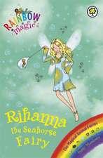 Meadows, D: Rainbow Magic: Rihanna the Seahorse Fairy