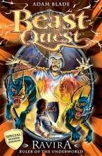 Beast Quest: Ravira Ruler of the Underworld