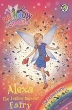 Alexa the Fashion Reporter Fairy