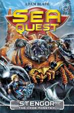 Sea Quest: Stengor the Crab Monster