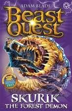 Beast Quest: Skurik the Forest Demon