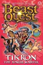 Beast Quest: Tikron the Jungle Master
