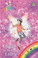Meadows, D: Rainbow Magic: Lydia the Reading Fairy