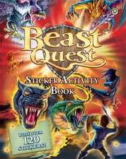 Blade, A: Beast Quest: Sticker Activity Book