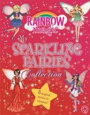 Meadows, D: Rainbow Magic: My Sparkling Fairies Collection