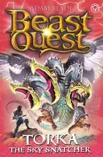 Beast Quest: Torka the Sky Snatcher: Series 23 Book 3