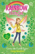 Rainbow Magic: Rainbow Magic: Greta the Earth Fairy
