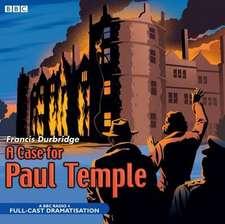 A Case for Paul Temple