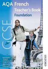 AQA GCSE French Foundation Teacher Book