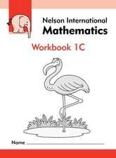 Nelson International Mathematics Workbook 1C
