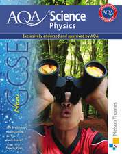 AQA Science GCSE Physics (2011 specification)