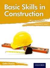 Basic Skills in Construction Entry Level 3 / Level 1