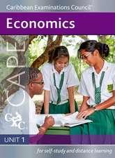 Economics CAPE Unit 1 A CXC Study Guide