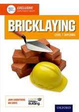 Bricklaying Level 1 Diploma