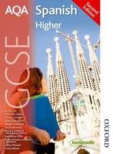 AQA GCSE Spanish Higher Student Book