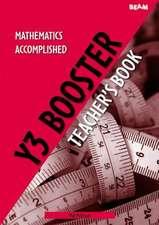 Mathematics Accomplished Year 3 Booster Pack