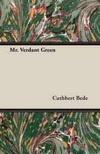 Mr. Verdant Green