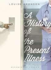 Aronson, L: A History of the Present Illness