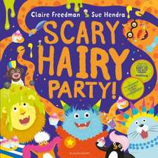 SCARY HAIR PARTY