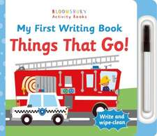 My First Writing Book Things That Go!