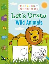 Let's Draw Wild Animals