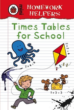 Ladybird Homework Helpers: Times Tables for School