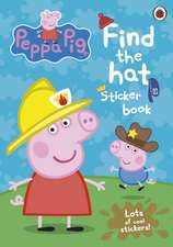 Peppa Pig: Find-the-hat