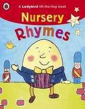 A Ladybird lift-the-flap book: Nursery Rhymes