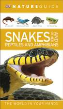 Nature Guide Snakes and Other Reptiles and Amphibians: The World in Your Hands