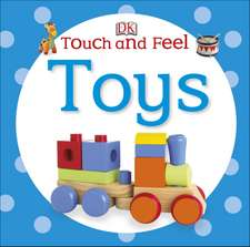 Touch and Feel Toys
