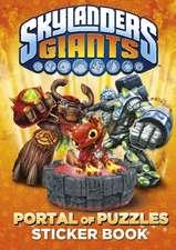 Skylanders Portal of Puzzles: Sticker Activity Book