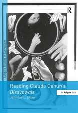 Reading Claude Cahun's Disavowals