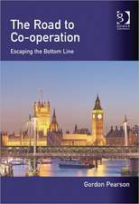 Road to Co-operation: Escaping the Bottom Line