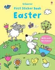 Greenwell, J: First Sticker Book Easter