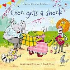 Croc Gets a Shock