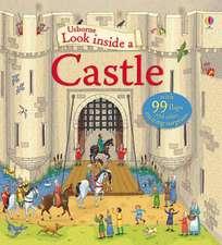 Mason, C: Look Inside a Castle