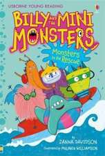 Davidson, Z: Billy and the Mini Monsters - Monsters to the R